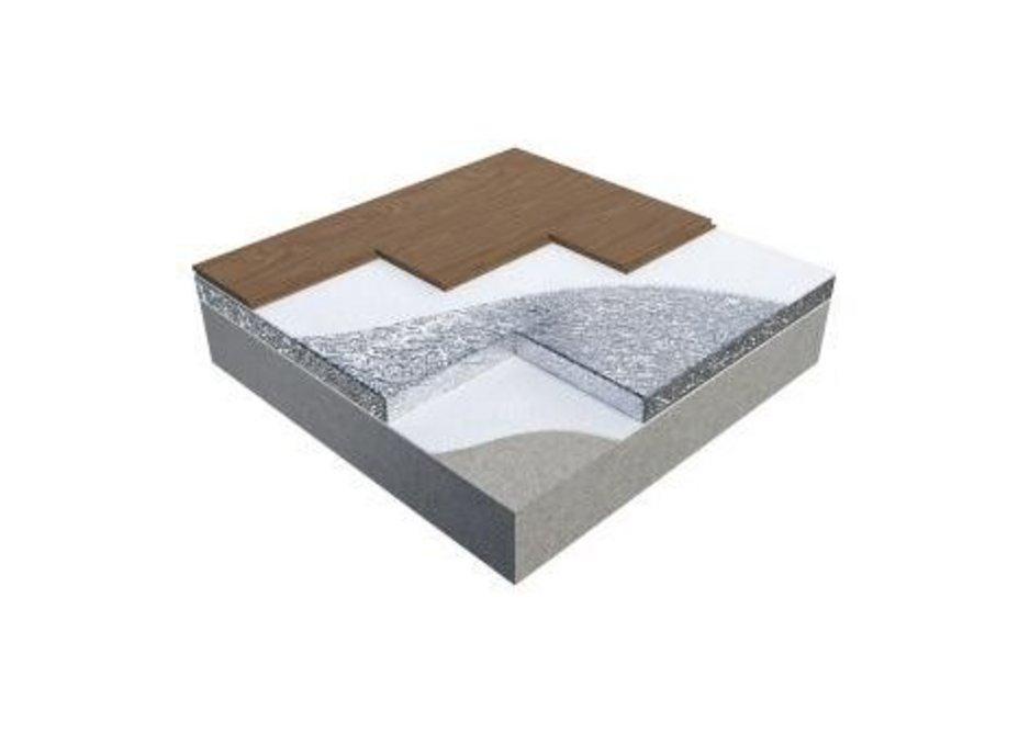 Existing floor design implementation