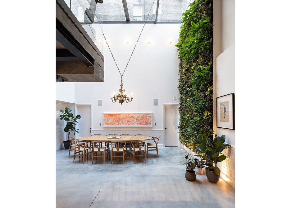 The Cooperage, Clerkenwell by Chris Dyson Architects.