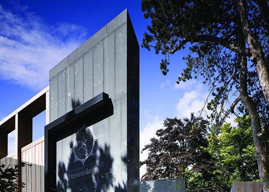 Police Service of Northern Ireland Memorial Garden, Belfast
