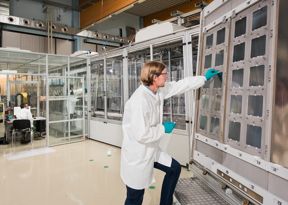 Perovskite-silicon panel performance is expected to be up to 20% better than existing panels