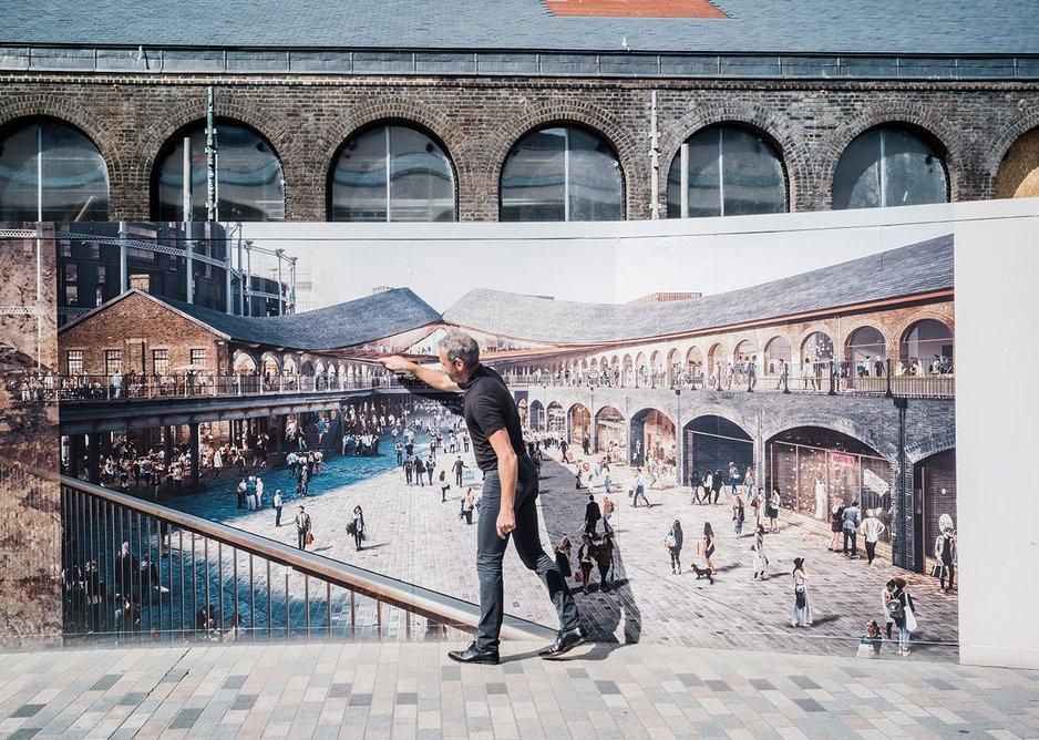 Joe Morris explains the virtues of Thomas Heatherwick's Coal Drops Yard retail project.
