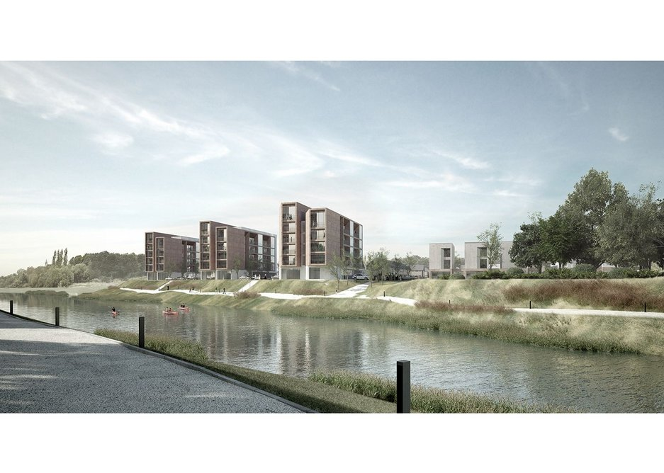 Gargrave Street by Sixtwo for Salford.