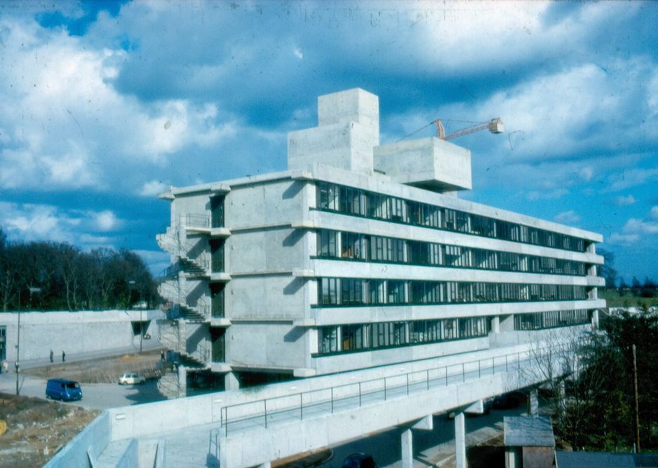 University of East Anglia National library.