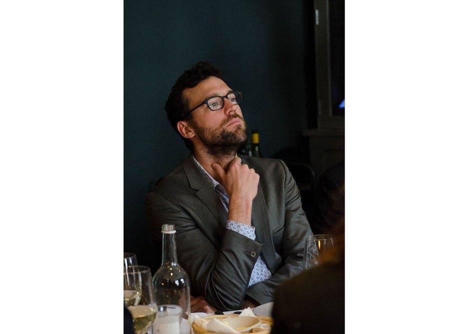 Tom Dollard, associate at Pollard Edward Thomas Architects.