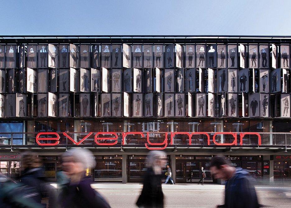 Everyman Theatre, Liverpool, by Haworth Tompkins.