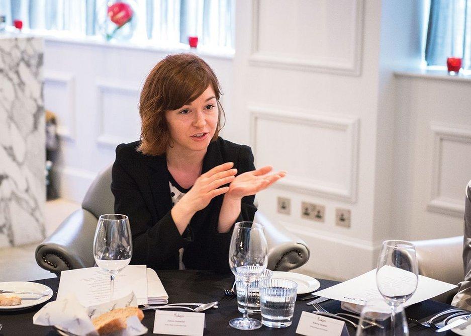 Joanna Chomeniuk, framework lead, North-West Construction Hub.