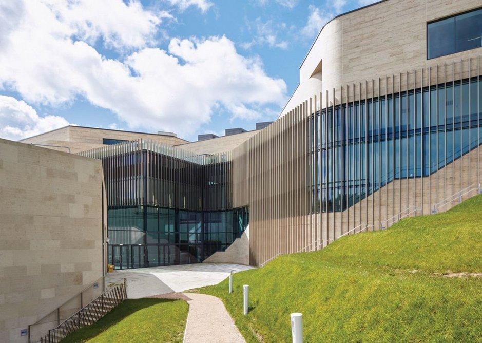 2016: University of Bangor: Arts and Innovation Centre, Bangor, UK.