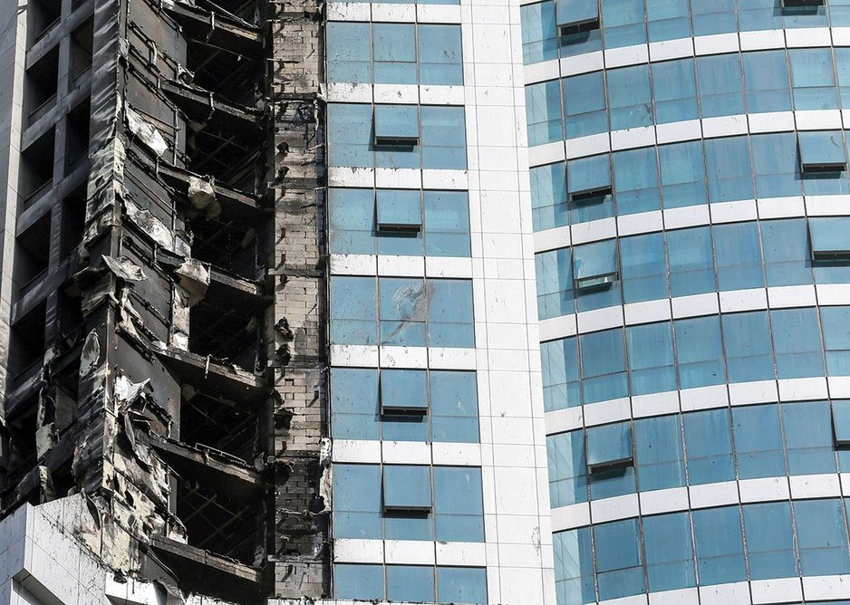 In 2015 the Dubai Marina Torch Tower Incident followed a tower fire in Melbourne the year before. Both highlighted the susceptibility of ACM cladding to fire.