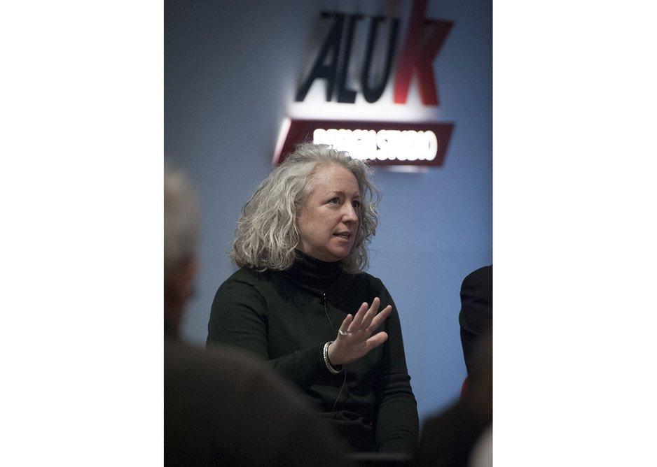 Lorraine Stout Griffith, associate at Twelve Architects.