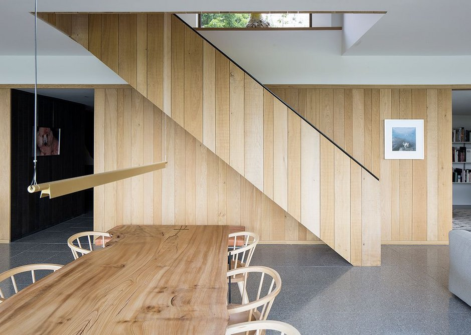 South Street, Lewes by Sandy Rendel Architects.