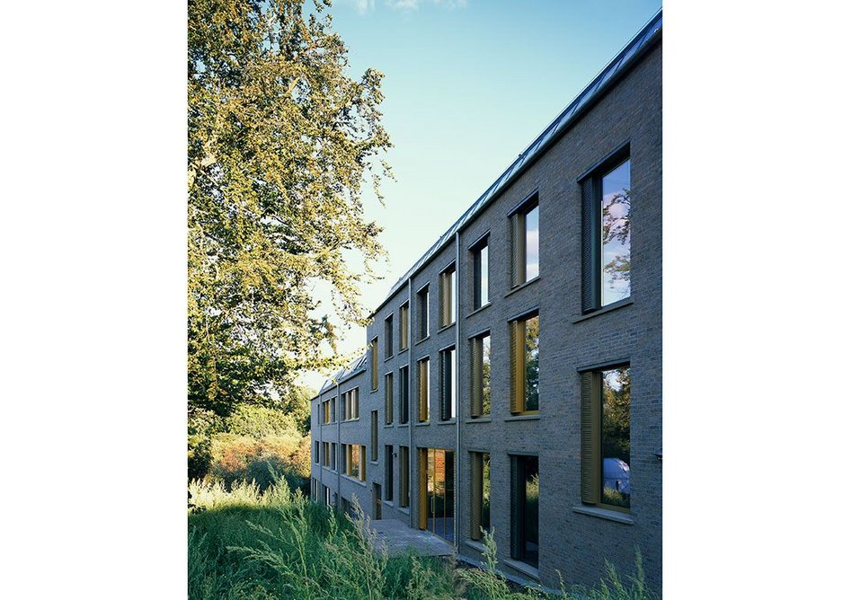 Sevenoaks School Science & Technology Centre and Global Study Centre, Kent.