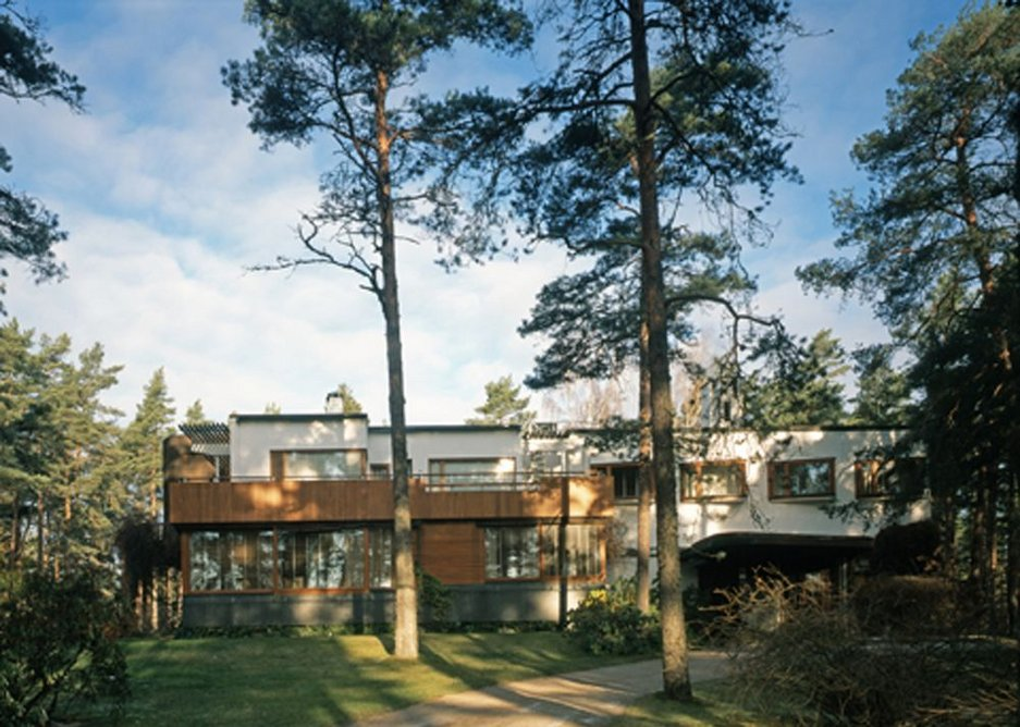 Alvar Aalto's Villa Mairea, 1938-39. (c) Maija Holma, Alvar Aalto Museum.
