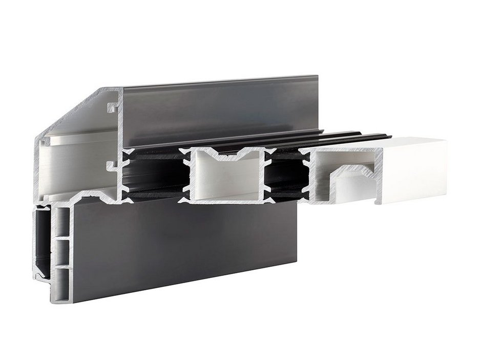 Sunsquare window frames incorporate a unique quadruple thermal break (for the most thermally efficient profiles on the market).