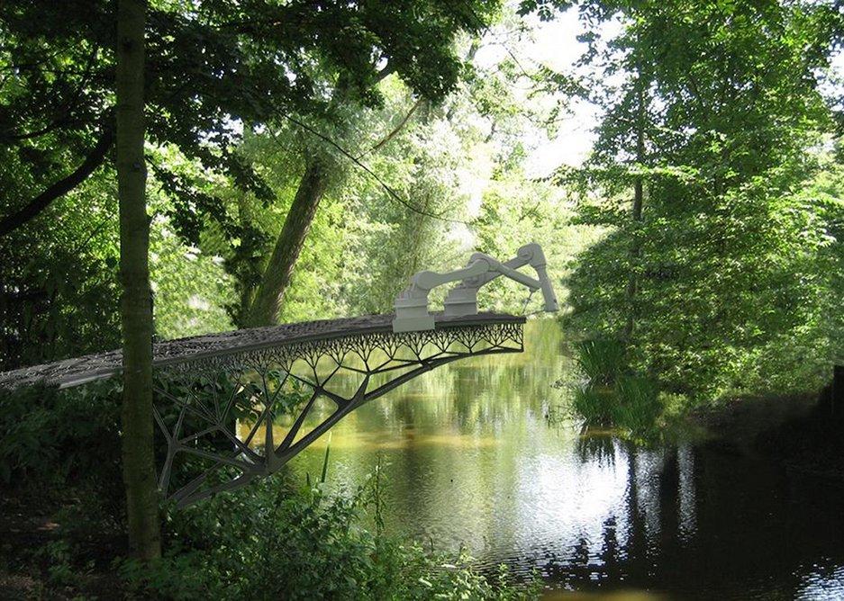 Visual of park