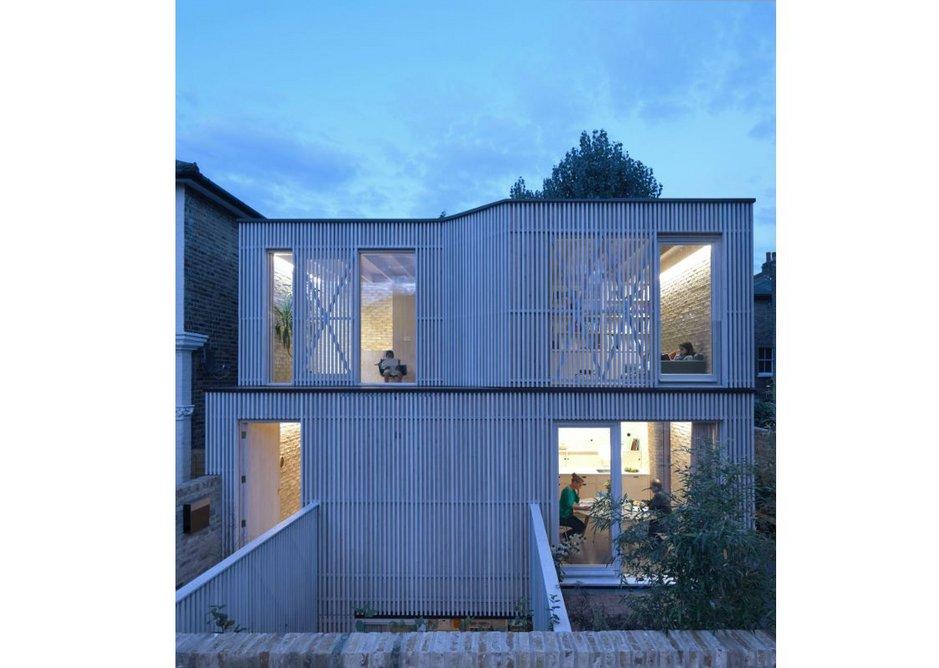 Pocket House.
