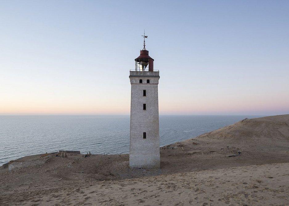 Rubjerg Knude Lighthouse - exterior