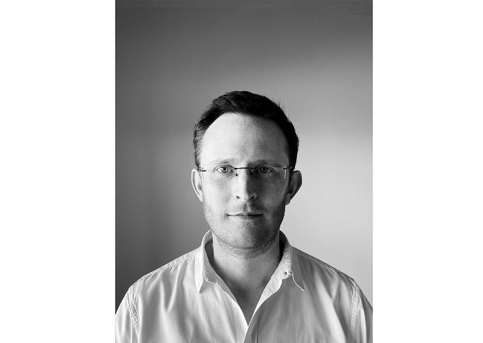 Tim Barwell, senior lecturer and programme leader for the Architect Apprenticeship at De Montfort University.