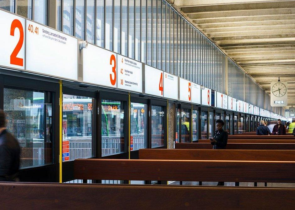Preston Bus Station.