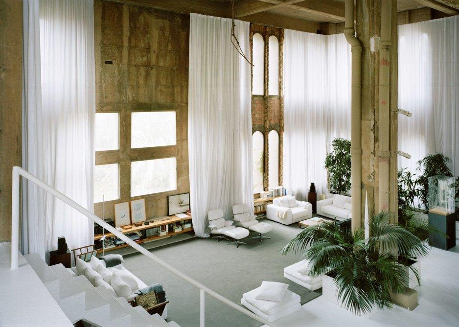 Taller de Arquitectura also designed 'The Residence'.