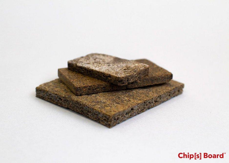 Chip Strand Board [CSB] Samples 001