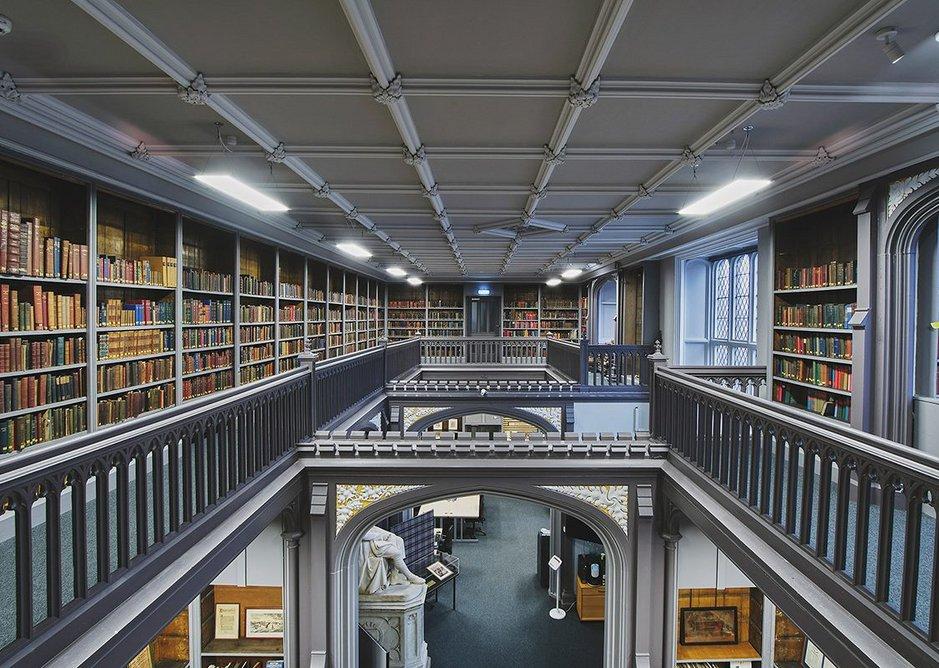 Watt Institution.