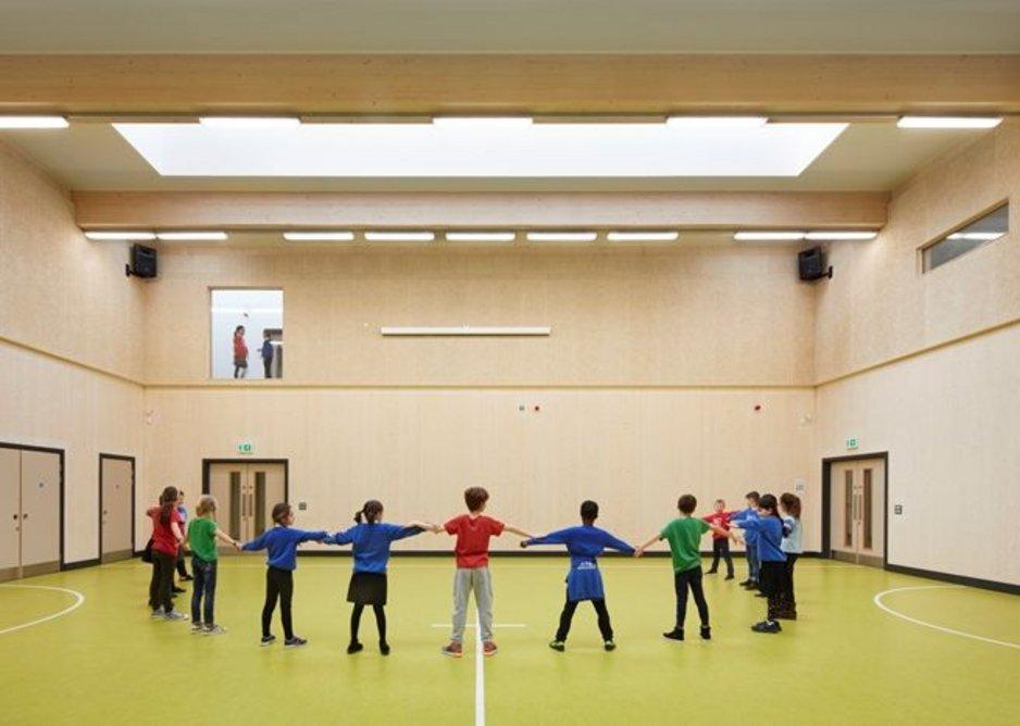Ivydale Primary School, Brockley.