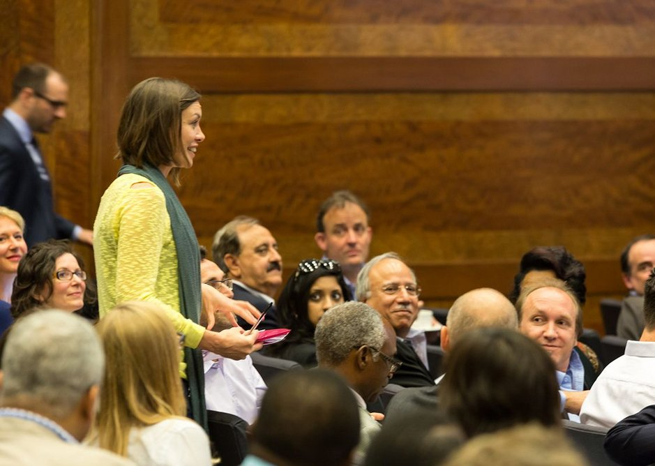 A questioning, collaborative and convivial atmosphere reigned at the summit.