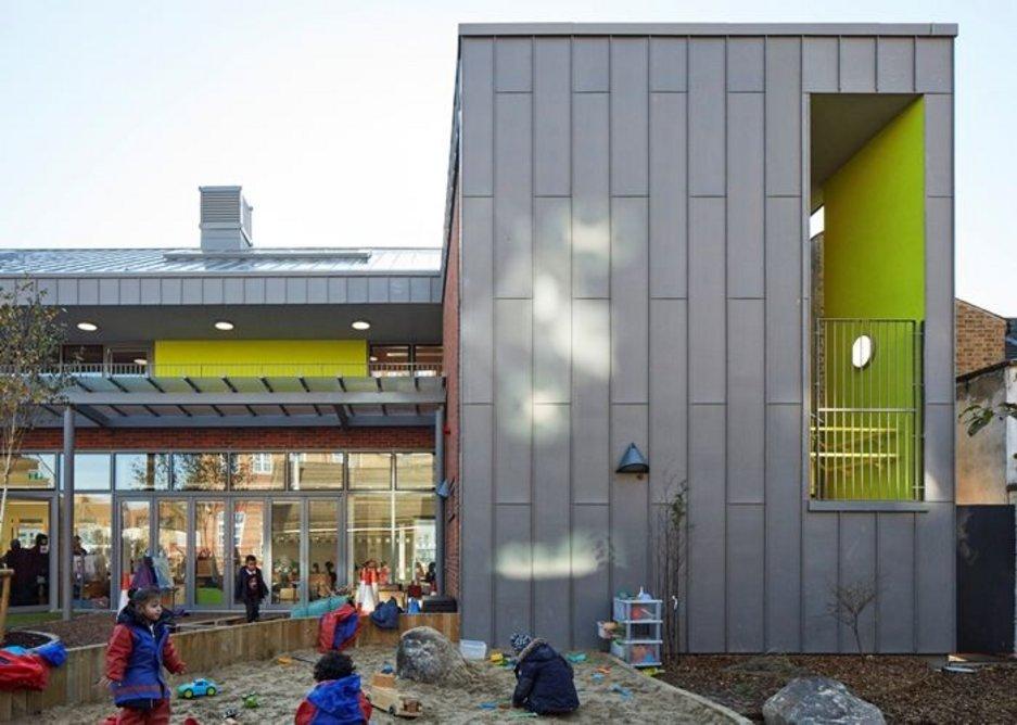 Sandringham Central at Sandringham Primary School, Newham.
