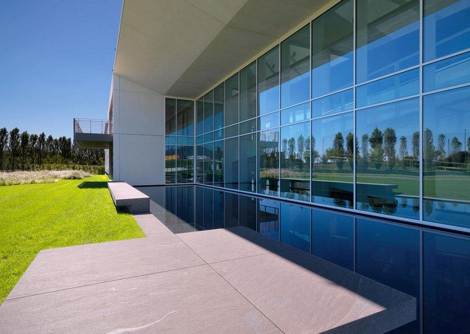 Italcementi i.lab by Richard Meier & Partners, Italy