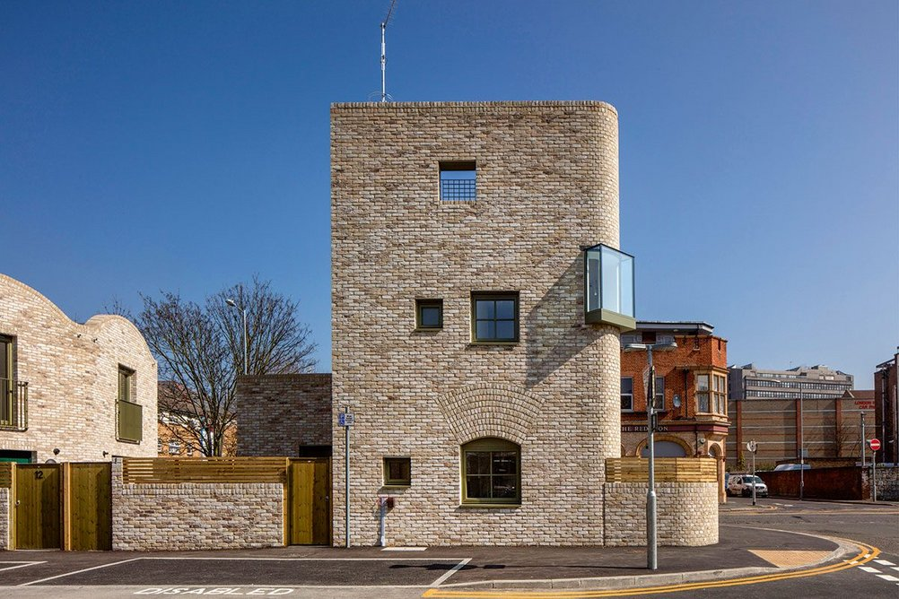 'Social housing need not compromise on good design.' Peter Barber Architects' North Street Housing for BeFirst, London Borough of Barking and Dagenham.
