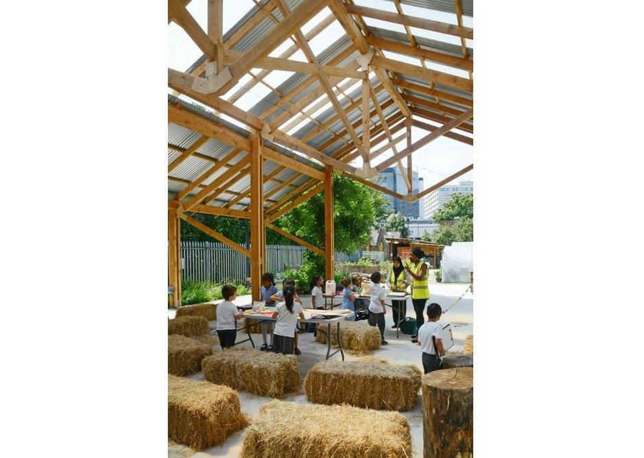 Waterloo Community Farm.