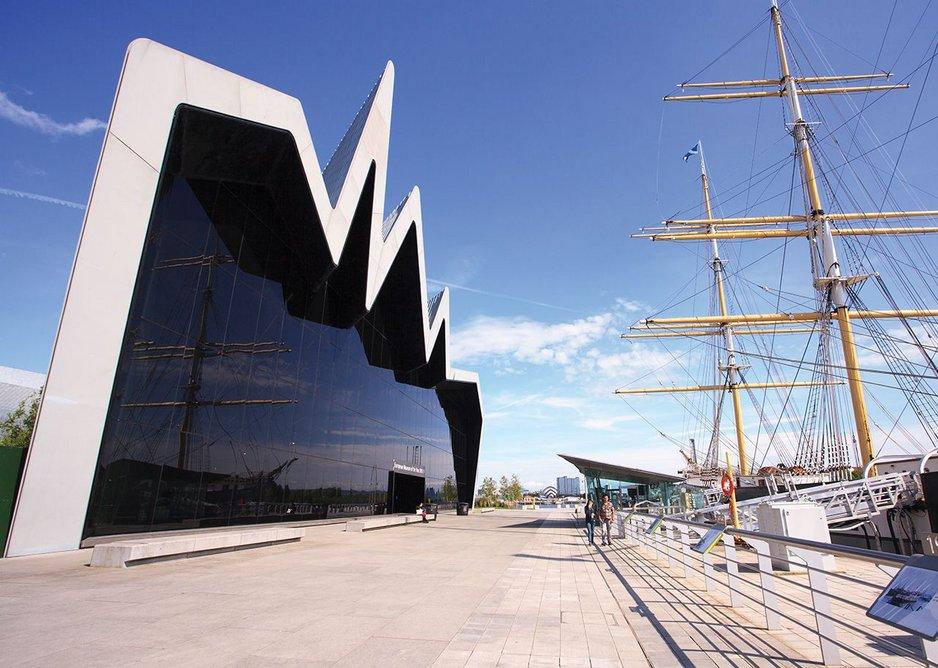 Specialist contractor award winner: Riverside Museum, Glasgow