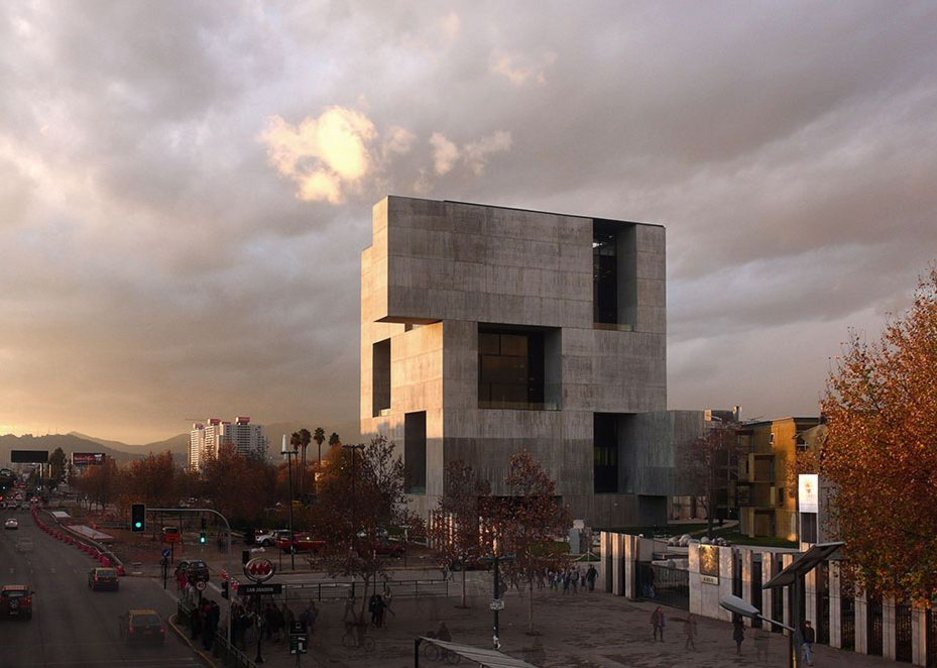 UC Innovation Center, Santiago, Chile, 2015 from the exhibition The Architect's Studio: ELEMENTAL at Louisiana Museum of Modern Art,11 October 2018 - 28 February 2019