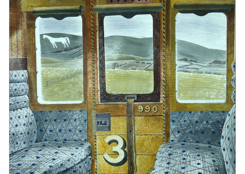 Train Landscape.