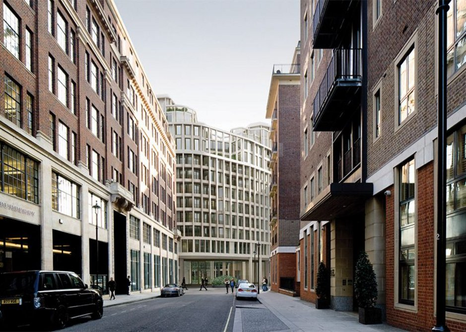 DSDHA is working with EPR on this enormous residential project.
