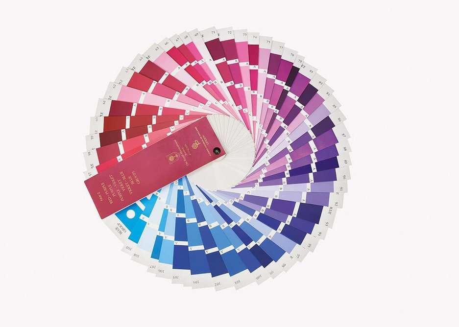 The Royal Horticultural Society Colour Chart