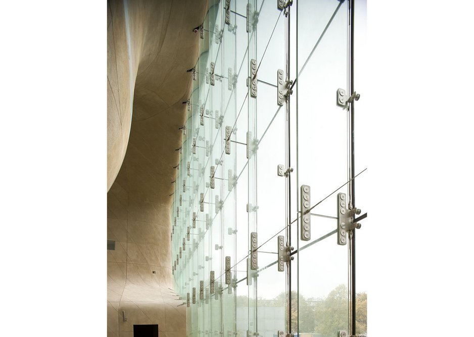 The museum has won the first ever Finlandia Prize for Architecture.