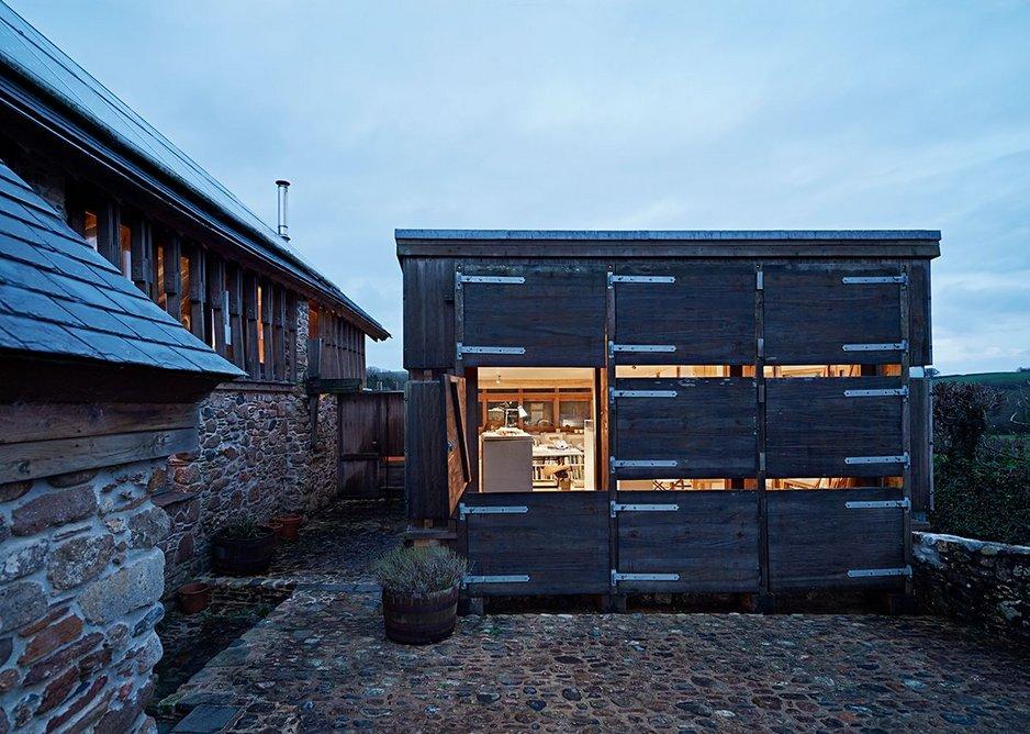 Cob Corner, Ivybridge by David Sheppard Architects.