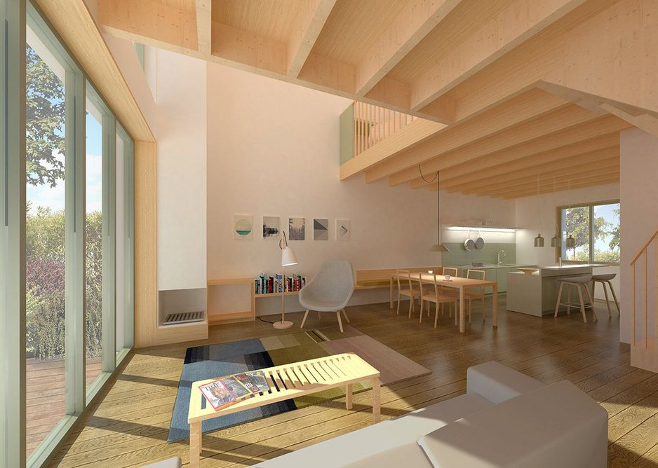 MyHouse (living room) by Mae.