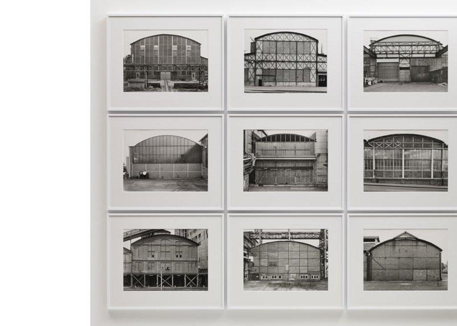 Industrial Facades, 1970-1998.