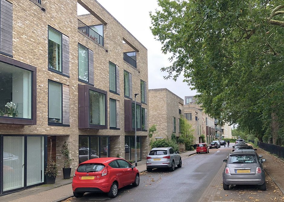 A new residents parking scheme brings order to chaos on the central avenue