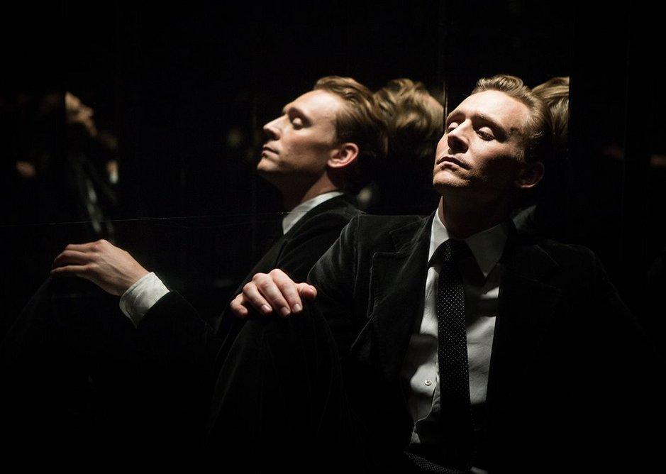Dr Robert Laing (Tom Hiddleston) in High Rise.
