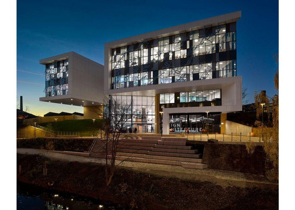 Barbara Hepworth Building, Huddersfield