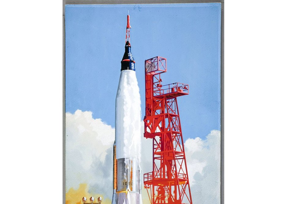Exploring Space, 1964, B. Knight.