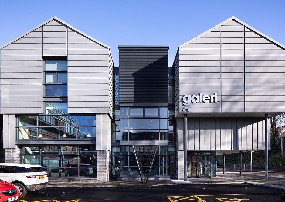 Galeri Caernarfon Cinema Extension.
