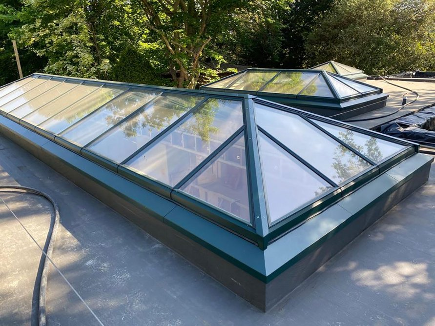 Gradient: Watertight solutions for flat roof projects.