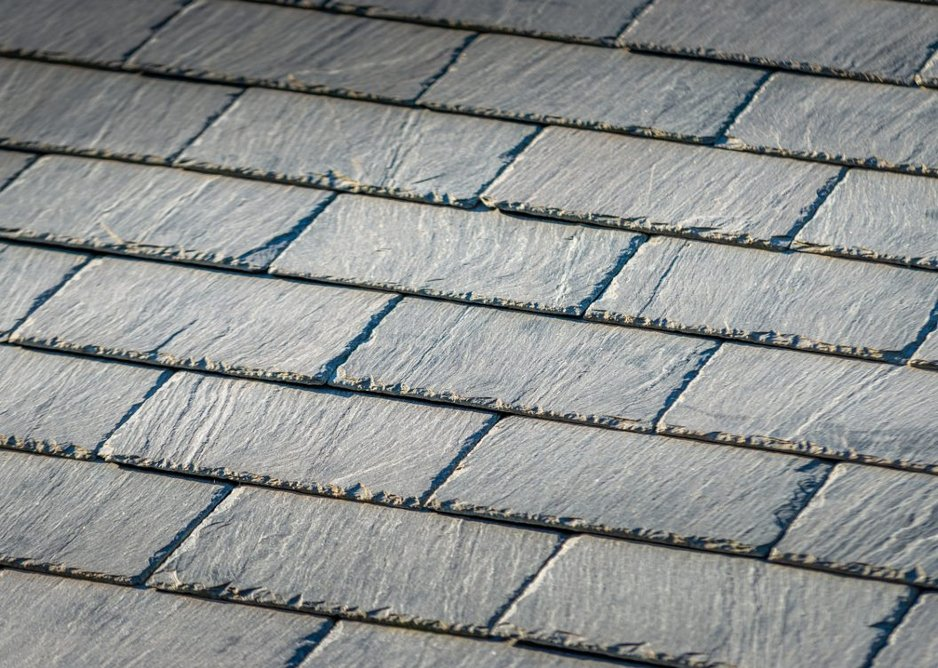 Riverstone phyllite roofing product: Harder, denser and stronger than any of the alternatives, including indigenous slate.