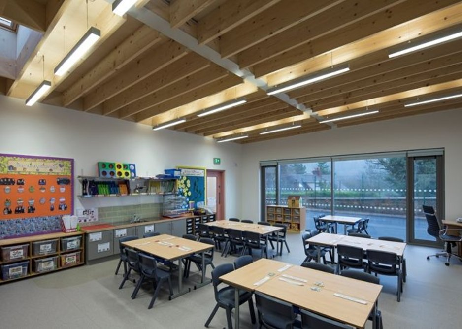St. Bronagh's Primary School, Rostrevor.