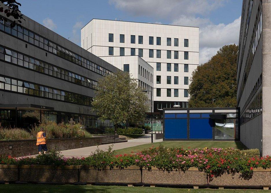 University of Southampton Centenary Building.