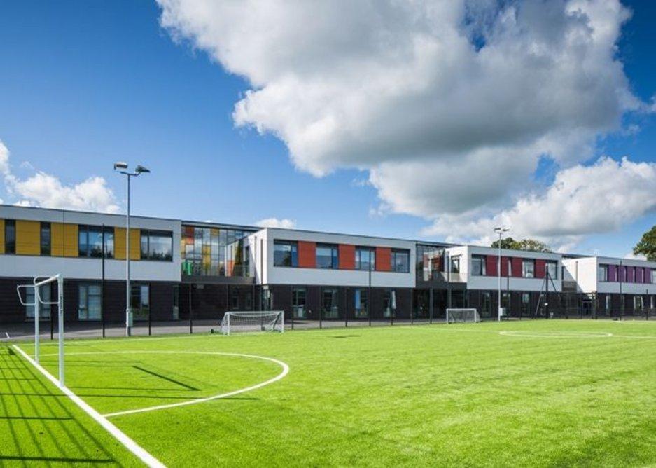 Castle Tower School, Ballymena.